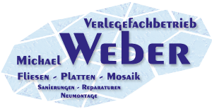 Logo Weber Fliesen